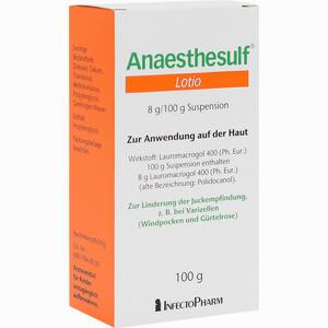 Abbildung von Anaesthesulf Lotio 100 g
