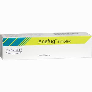 Abbildung von Anefug Simplex 20 ml