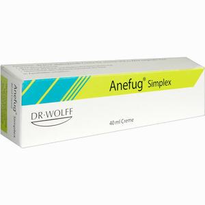 Abbildung von Anefug Simplex 40 ml