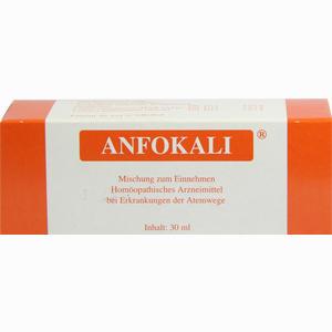 Abbildung von Anfokali Tropfen 30 ml