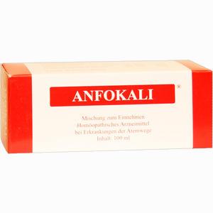 Abbildung von Anfokali Tropfen 100 ml