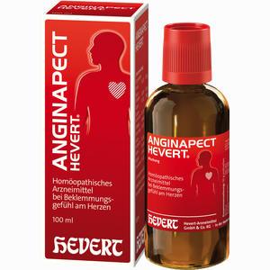 Abbildung von Anginapect Hevert Tropfen 100 ml