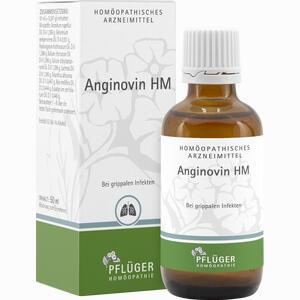 Abbildung von Anginovin Hm Tropfen 50 ml