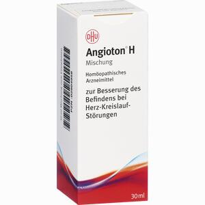 Abbildung von Angioton H Liquidum 30 ml