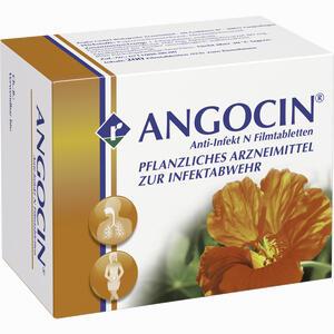Abbildung von Angocin Anti- Infekt N Filmtabletten 200 Stück