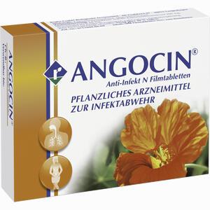 Abbildung von Angocin Anti- Infekt N Filmtabletten 50 Stück