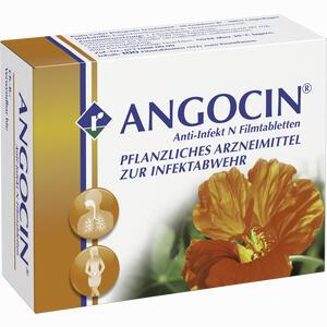 Abbildung von Angocin Anti- Infekt N Filmtabletten 100 Stück