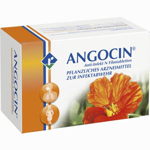 Abbildung von Angocin Anti- Infekt N Filmtabletten 500 Stück