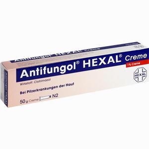 Abbildung von Antifungol Hexal Creme 50 g