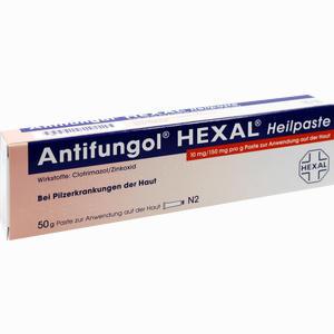 Abbildung von Antifungol Hexal Heilpaste  50 g