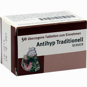 Abbildung von Antihyp Traditionell Schuck Tabletten 50 Stück