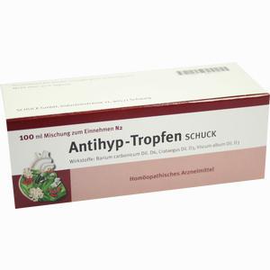 Abbildung von Antihyp Tropfen Schuck  100 ml