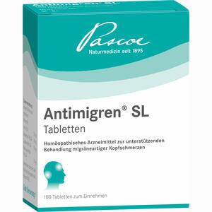 Abbildung von Antimigren Sl Tabletten  100 Stück