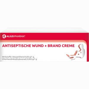 Abbildung von Antiseptische Wund + Brand Creme  30 g