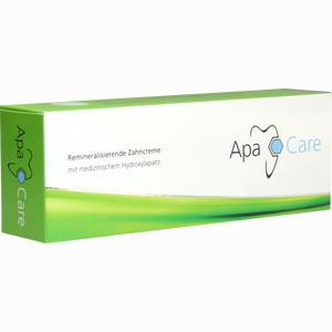 Abbildung von Apacare Zahncreme  75 ml