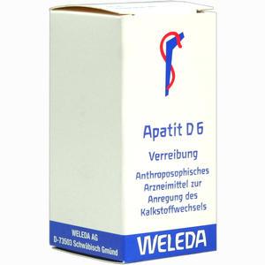 Abbildung von Apatit D6 Trituration 20 g