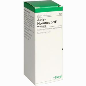 Abbildung von Apis Homaccord Tropfen 30 ml