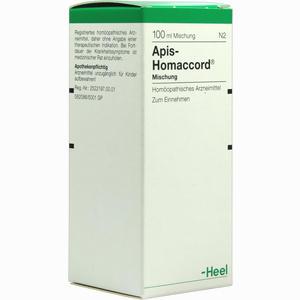 Abbildung von Apis Homaccord Tropfen 100 ml