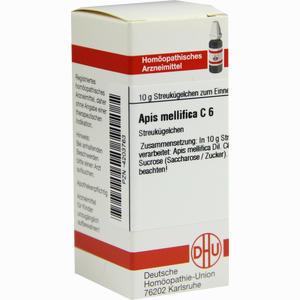 Abbildung von Apis Mellifica C6 Globuli 10 g