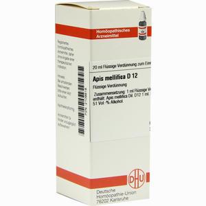 Abbildung von Apis Mellifica D12 Dilution 20 ml
