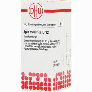 Abbildung von Apis Mellifica D12 Globuli 10 g