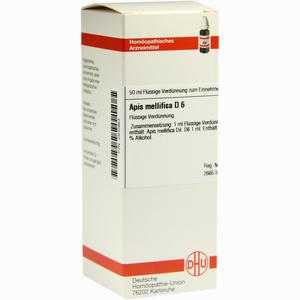 Abbildung von Apis Mellifica D6 Dilution Dhu-arzneimittel 50 ml