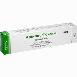Abbildung von Apocanda Creme 50 g