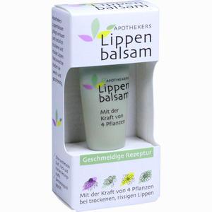 Abbildung von Apothekers Lippenbalsam  8 ml