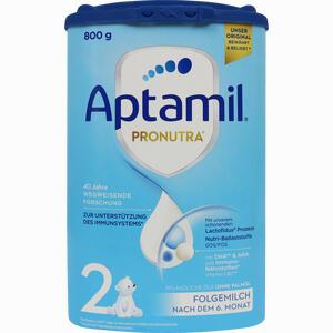 Abbildung von Aptamil 2 Ep Pulver 800 g