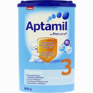 Abbildung von Aptamil 3 Pulver 800 g