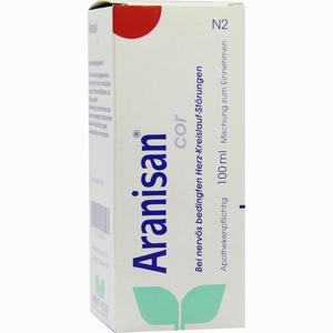 Abbildung von Aranisan Cor Tropfen 100 ml