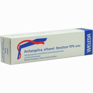 Abbildung von Archangelica, Ethanol. Decoctum 10% Salbe  25 g