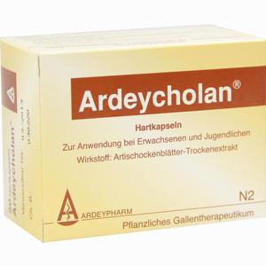 Abbildung von Ardeycholan Hartkapseln  50 Stück