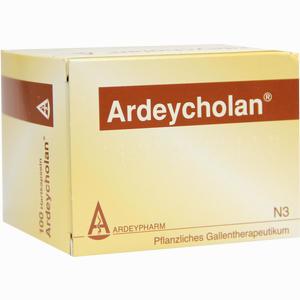 Abbildung von Ardeycholan Kapseln 100 Stück