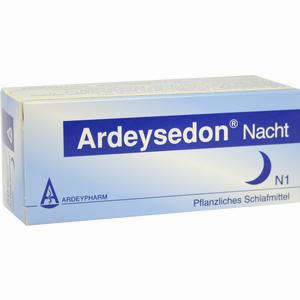 Abbildung von Ardeysedon Nacht Dragees 50 Stück