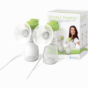 Abbildung von Ardo Double Pumpset Das Sichere und Hygienische Doppelpumpset 1 Stück