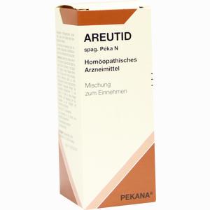 Abbildung von Areutid Spag. Peka N Tropfen 50 ml