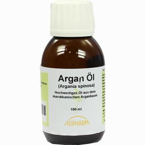 Abbildung von Argan Öl  100 ml