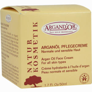 Abbildung von Argand'or Arganöl Pflegecreme  50 ml