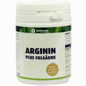 Abbildung von Arginin Plus Folsäure Kapseln  120 Stück
