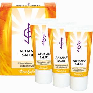 Abbildung von Arhama- Salbe  3 x 20 ml