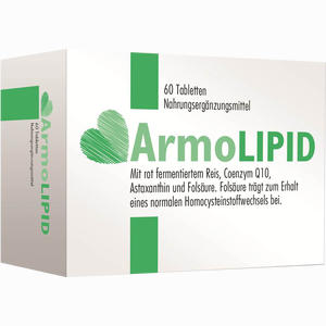 Abbildung von Armolipid Tabletten 60 Stück