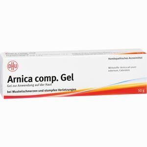 Abbildung von Arnica Comp. Gel Gel 50 g
