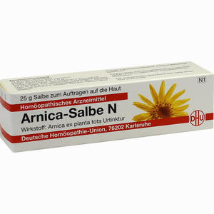 Abbildung von Arnica Salbe N  25 g