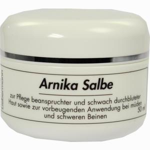 Abbildung von Arnika Salbe  50 ml