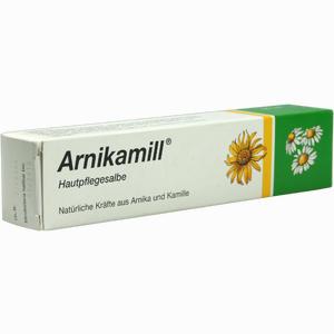 Abbildung von Arnikamill Hautpflegesalbe  50 g