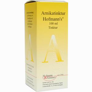 Abbildung von Arnikatinktur Hofmanns  100 ml