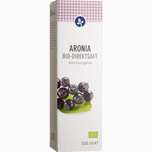 Abbildung von Aronia Saft 100% Bio Direktsaft  330 ml