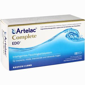 Abbildung von Artelac Complete Edo Augentropfen 60 x 0.5 ml