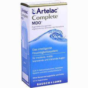 Abbildung von Artelac Complete Mdo Augentropfen 10 ml